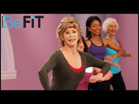 Jane Fonda: Fat-Burning Latin Dance Workout