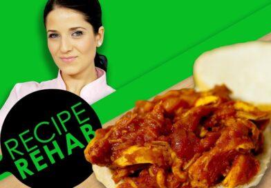 Healthy BBQ Pulled Chicken I Recipe Rehab I Everyday Health