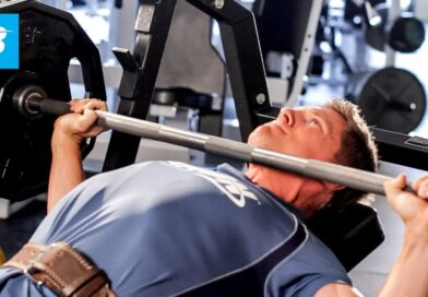 Steve Cook's Chest and Triceps Workout   Big Man on Campus