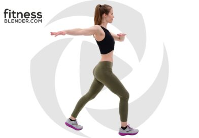 Bodyweight Cardio Workout for Fat Burn and Energy Boost – Total Body Cardio Interval Workout