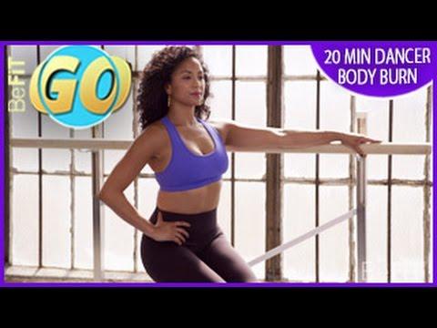 20 Min Dancers Body Burn Mobile Workout: BeFiT GO