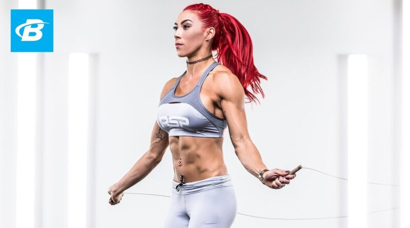 Open Format Friday At-Home HIIT Workout   FYR: Hannah Eden's 30 Day Fitness Plan by RSP